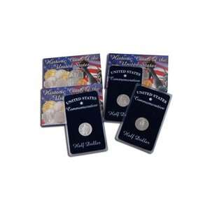 First 3 Commemorative Proof Half Dollar Set Toys & Games