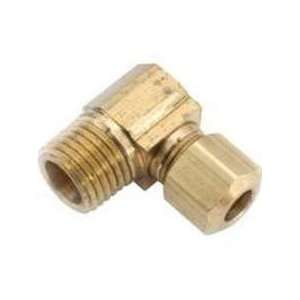 Anderson Metal Corp 50769 0404 Brass Compression Fittings