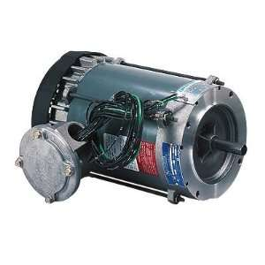 Explosion proof Single phase NEMA Type C face Motor, 1/2 Hp, 1800 RPM
