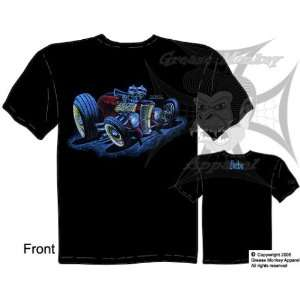 Size XXL, 1932 Ford Roadster, Hot Rod T Shirt, New, Ships
