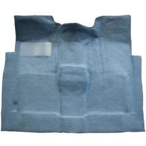 1960 to 1966 Chevrolet Standard Cab Pickup Truck Carpet Replacement