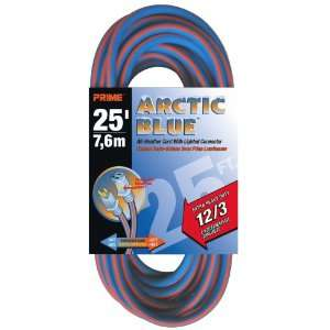 Prime LT530825 Extra Heavy Duty 25 Foot Artic Blue All Weather TPE