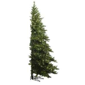9 ft. Artificial Half Christmas Tree   Classic PVC Needles