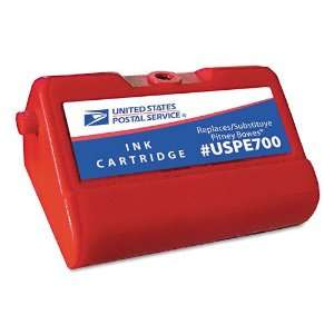 United States Postal Service USPE700 Compatible Ink, Red