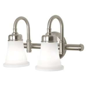 Checkolite 7722 71 Price Pfister Ashfield Two Light Vanity
