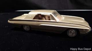 1963 Ford Thunderbird T bird Sports Coupe in Rose Lilac Metallic