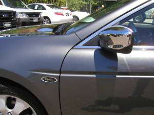 HONDA ACCORD 4 Door Chrome Mirror Covers Trim 2008 2011