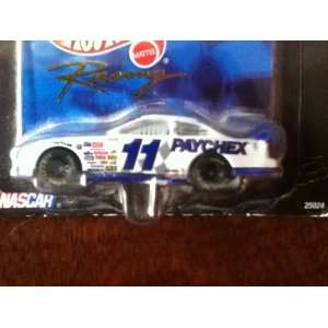 Hot Wheels Racing Brett Bodine #11 Paychex Ford Taurus
