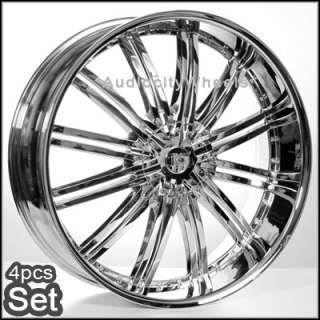 wheels rims chevy tahoe escalade ford ram sku t24r990097 high end 24