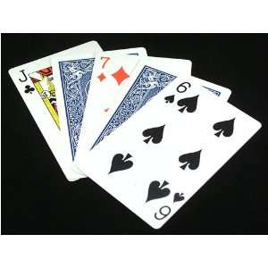 Acrobatic Cards Magic Trick Toys & Games
