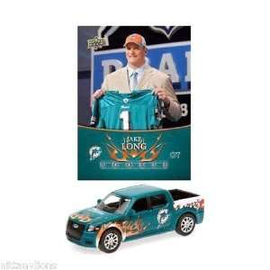 NFL Ford SVT Adrenalin Concept Diecast   Dolphins with