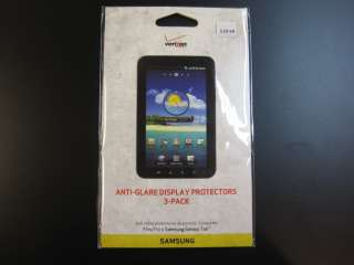 SAMSUNG GALAXY TAB 3PK ANTI GLARE SCREEN PROTECTORS OEM