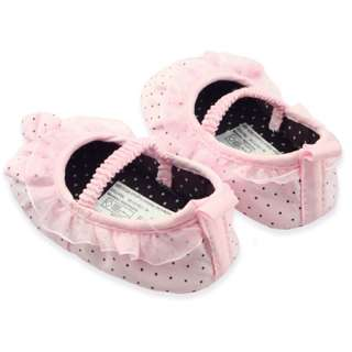 sweet pink infant baby girl shoes 3 6m 658