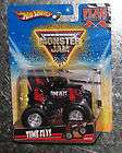 HOT WHEELS MONSTER JAM TIME FLYS VINTAGE LOOKING MODEL