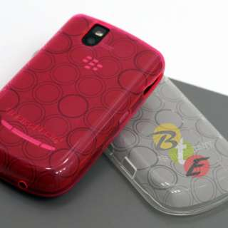 1x SOFT TPU GEL CASE COVER SPRINT BLACKBERRY BOLD 9650