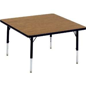 4000 Series 36 Square Activity Table with Short Legs