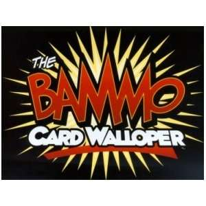 The Bammo Card Walloper Magic Trick