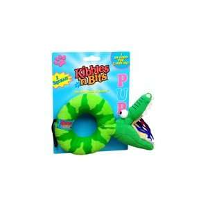 CHOMPER THE CROC DOG TOY (FOR PUPPY)