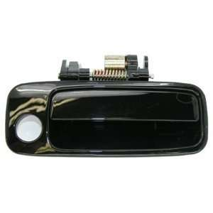 Motorking Toyota Camry Black 202 Replacement Passenger Side Outside