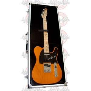 ROLLING STONES Keith Richards Signed FENDER TELE Guitar
