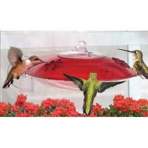 DROLL YANKEES INC, WINDOW HUMMINGBIRD FEEDER, Part No. 812517 (Catalog