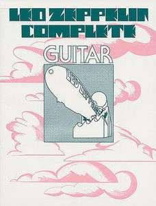 Led Zeppelin Complete   Guitar Song Book 40 Songs