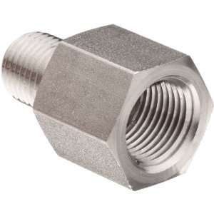 Brennan 5405 04 06 SS Stainless Steel Pipe Fitting, Reducing Adapter