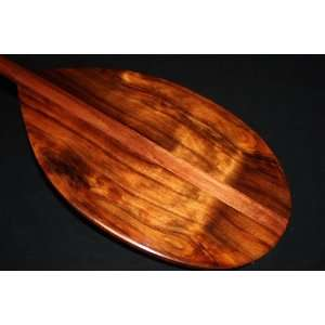 , Lava Flow Koa Paddle 50 T Handle   Made In Hawaii
