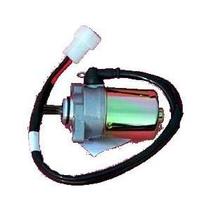 RICKS MOTORSPORT ELECTRICS STARTER MOTOR, CANAM 61 606 Automotive