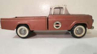 NYLINT FORD SPEEDWAY SPECIAL PICKUP W/ TRAILER & RACE CAR