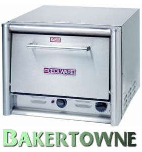Commercial Countertop Pizza Oven CECILWARE PO 18