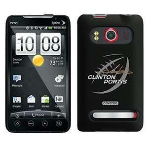 Clinton Portis Football on HTC Evo 4G Case  Players