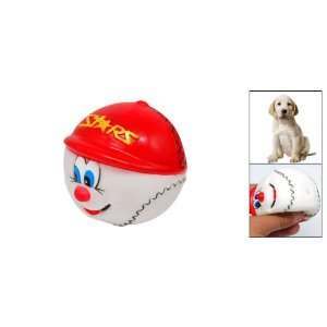 Como Vinyl Squeaky Squeak Toy for Dog Puppy Pet Doggle