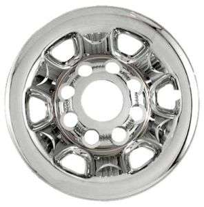 16 Chevy 2500 HD 2004   2007 Chrome Wheel Skins Covers