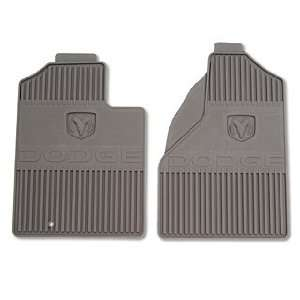 Dodge Ram Front Slush Style Floor Mats Automotive