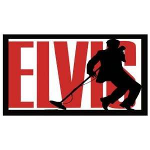 Magnet ELVIS PRESLEY (Classic Silhouette) Everything