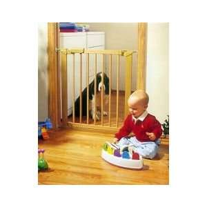 Kidco G35 Wood Center Gateway Pressure Gate Pet Safety Gate Baby