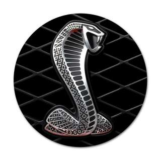 Ford Shelby Cobra car styling sticker 4 x 4