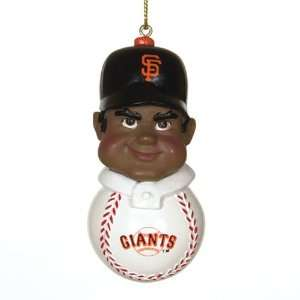 BSS   San Francisco Giants MLB Team Tackler Player Ornament (4.5