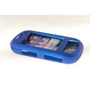 Samsung Seek M350 Hard Case Cover for Blue Everything