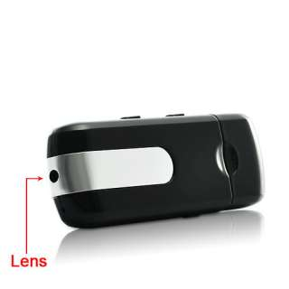 HD 1280x960 Mini USB Flash Drive Spy Camera Hidden DVR + 4GB TF Memory
