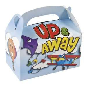Up & Away Treat Boxes   Party Favor & Goody Bags & Paper
