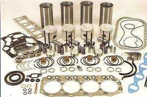 MAZDA D5 E5 GAS ENGINE REBUILD KIT YALE FORKLIFT