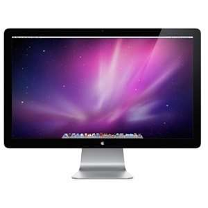 APPLE COMPUTER, Apple MC007LL/A 27 LED LCD Monitor   169