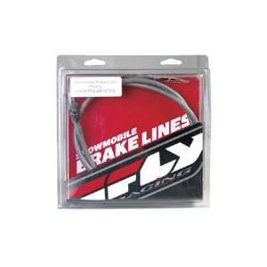 Snowmobile Extended Brake Line for Ski Doo Rev All Automotive