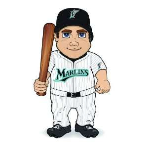 14 MLB Florida Marlins Dancing Musical Baseball Player
