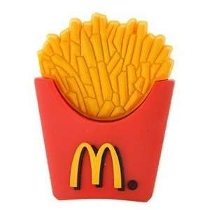 2GB Rubber McDonald Fries Design USB Flash Drive Flash