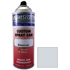 12.5 Oz. Spray Can of Silver Stone Metallic Touch Up Paint