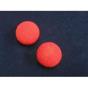 Chop Cup Balls 1 (FT) Set of 2   Magician Accesso Toys
