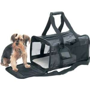 Lambskin Leather Pet Carrier